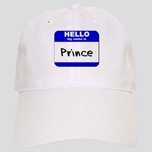 hello my name is prince Cap