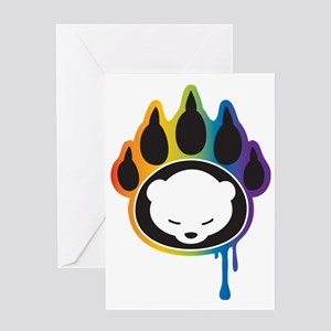 Bear Pride Greeting Card