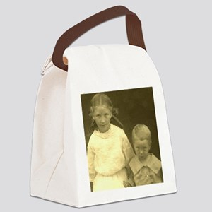 The Kids Canvas Lunch Bag