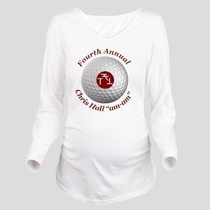 Fourth Annual am-am Long Sleeve Maternity T-Shirt