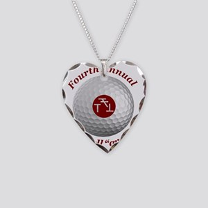 Fourth Annual am-am Necklace Heart Charm