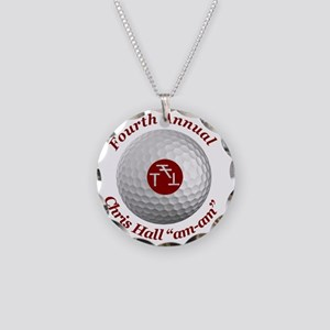 Fourth Annual am-am Necklace Circle Charm