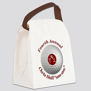 Fourth Annual am-am Canvas Lunch Bag