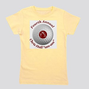 Fourth Annual am-am Girl's Tee