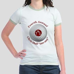 Fourth Annual am-am Jr. Ringer T-Shirt