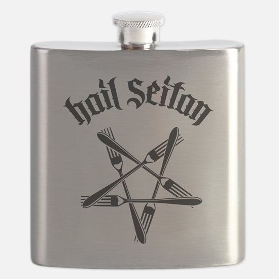 Hail Seitan 1.2 Flask