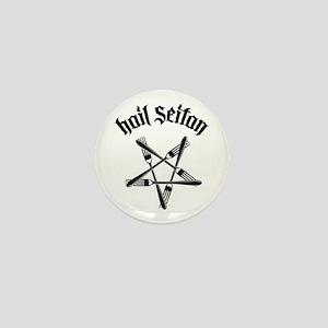 Hail Seitan 1.2 Mini Button