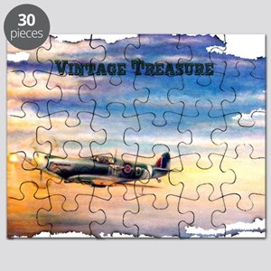 VINTAGE TREASURE Puzzle