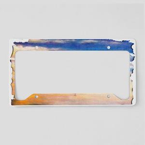 SPITFIRE VINTAGE License Plate Holder