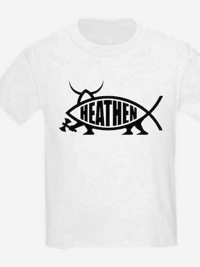 Heathen Fish T-Shirt