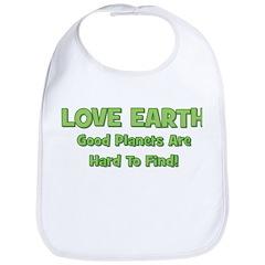 Love Earth Good Planets Hard Bib