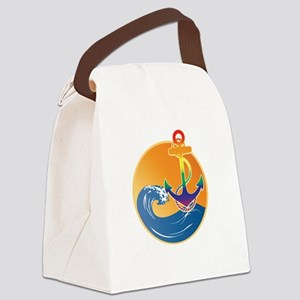 GLASS NMAWC Canvas Lunch Bag
