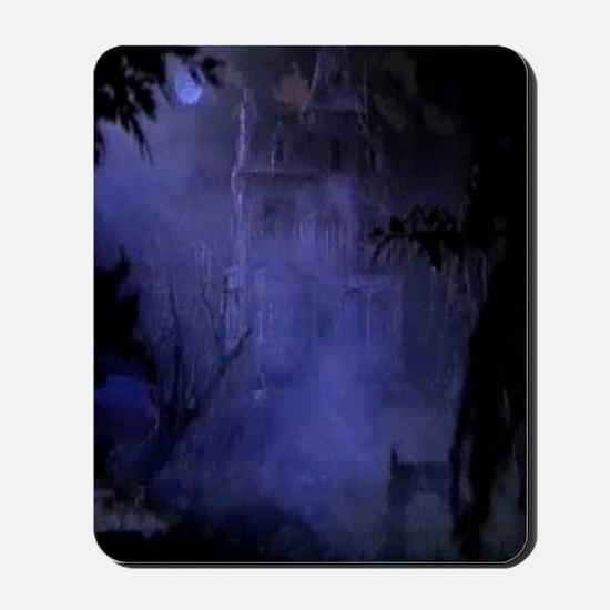 Haunted Hill House Mousepad