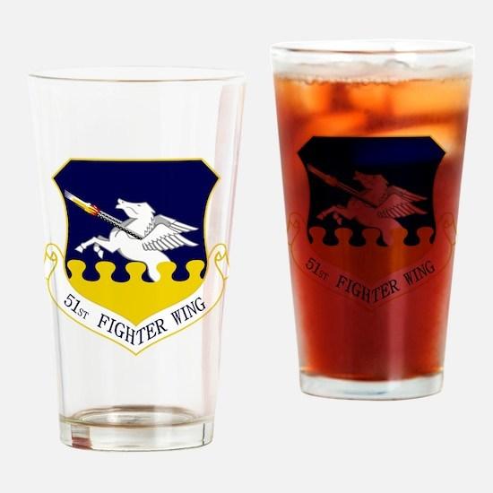 51st FW Drinking Glass