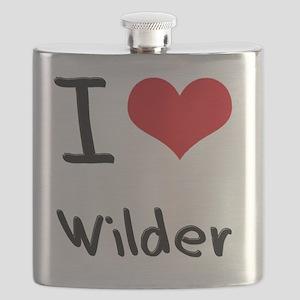 I Love Wilder Flask