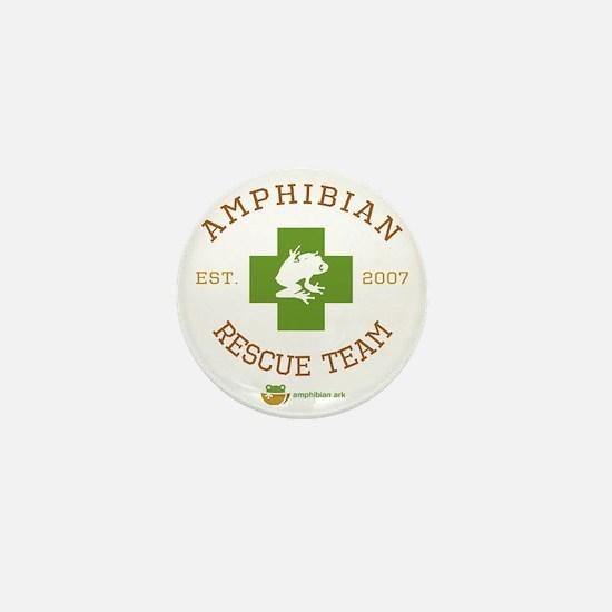 Amphibian Rescue Team Mini Button