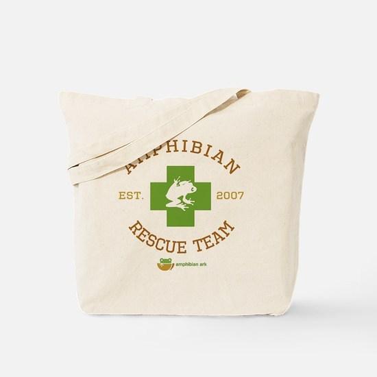 Amphibian Rescue Team Tote Bag