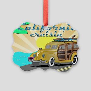 california dreamin Picture Ornament