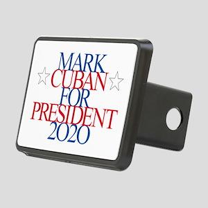 Mark Cuban for President 2 Rectangular Hitch Cover
