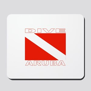 Dive Aruba Mousepad