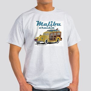 Malibu Cruisin Mug Light T-Shirt