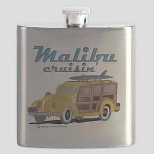 Malibu Cruisin Mug Flask