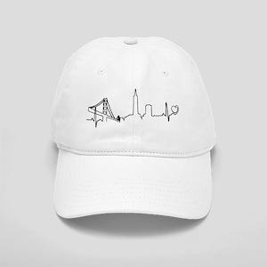 San Francisco Heartbeat (Heart) Cap