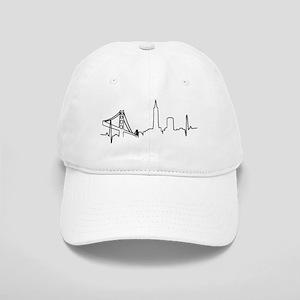 San Francisco Heartbeat Cap
