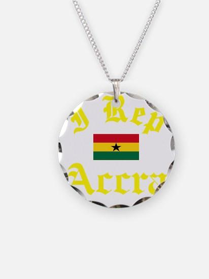 I Rep Accra capital Designs Necklace