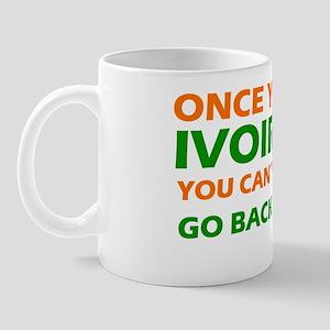 Once you go Ivoirean you cant go back Mug