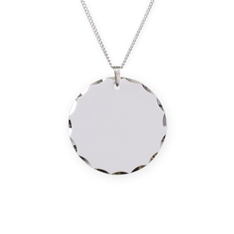 DONT NEED INTERNET/WIFE KNOW Necklace Circle Charm
