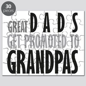 Great dads get promoted to Gr Puzzle