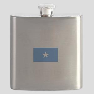 I Rep Mogadishu capital Designs Flask