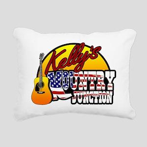 kellys kountry junction Rectangular Canvas Pillow