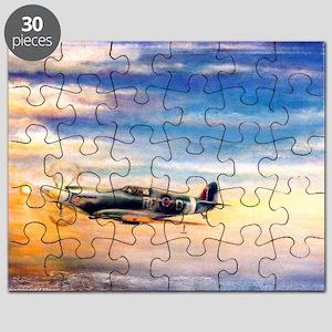 SPITFIRE ART Puzzle