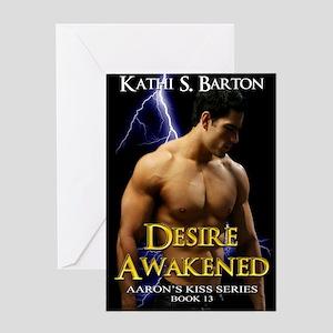 Desire Awakened Greeting Card