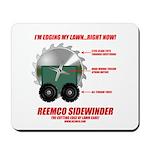 Reemco Sidewinder Mousepad