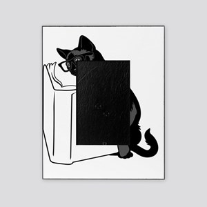 Cat World Domination Picture Frame