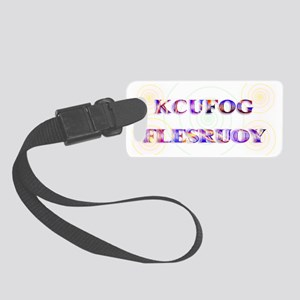 KCUFOG! Small Luggage Tag