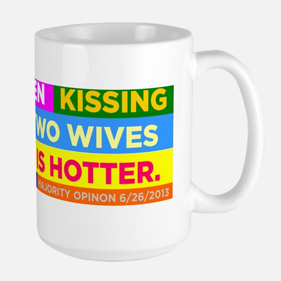Justice Kennedy Large Mug