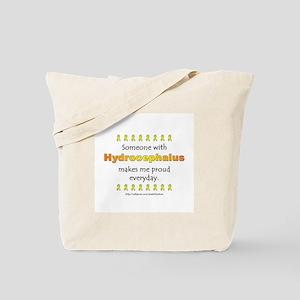 Hydrocephalus Pride Tote Bag