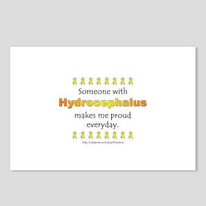 Hydrocephalus Pride Postcards (Package of 8)