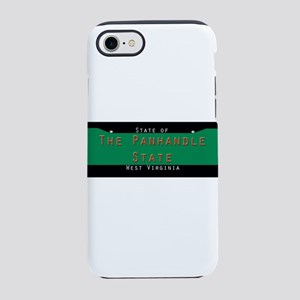 West Virginia Nickname #3 iPhone 7 Tough Case