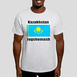 Kazakhstan Jagshemash Light T-Shirt
