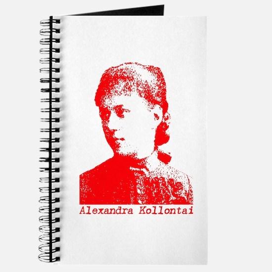 Alexandra Kollontai Journal