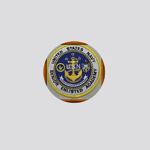 Senior Enlisted Academy Mini Button