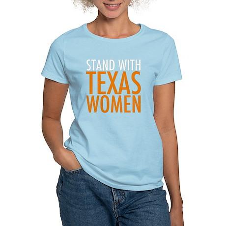 Stand with Texas Women Women's Light T-Shirt