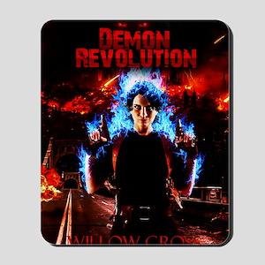 Demon Revolution (Oceans of Red) Mousepad