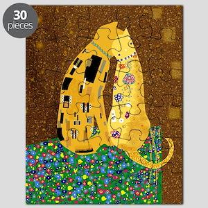 Klimt's Kats Puzzle