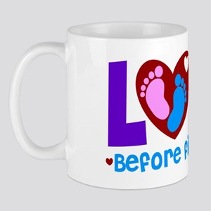 Love Before First Sight Mug